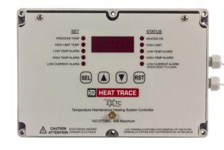 Microprocessor Based Tank Heating Controller