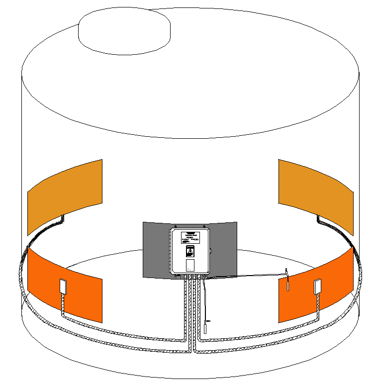 Tank Heating Anatomy