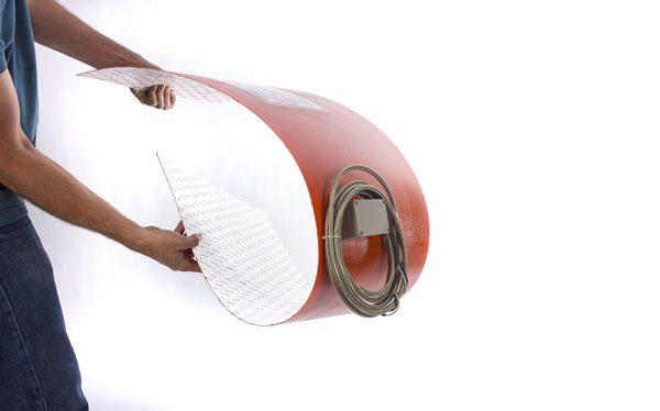 SPX Plastic Tank Heater Pad